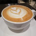 Urth Caffé - チャイティー・ラテ1