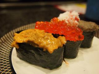 金沢まいもん寿司 本店 - 北海道もり