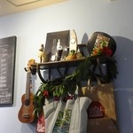 YO-HO's cafe Lanai - 内観