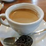 スプラッシュカフェ - ホットコーヒー