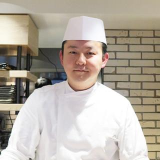 料理長吉野裕一