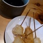 旬な - 串揚げ4種