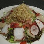 花季 - 料理写真:海鮮サラダ