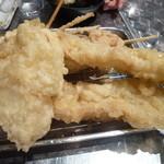 地魚屋台とっつぁん - 天ぷら
