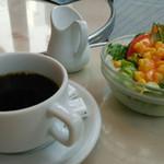 カフェ・マディ - ドリンクも選べます。