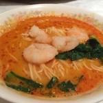 34920573 - 蝦坦々麺