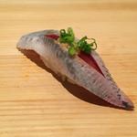 いっかん - お好み寿司:いわし