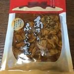 真珠漬本舗 - 料理写真:2015年2月。あさりふっくら煮を購入〜♪