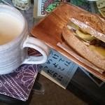 34921859 - りんごとラムレースン全粒パン