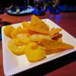 マジンバーZ - 料理写真:スナック菓子