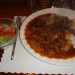 風靡 - 所生地は牛肉ゴロゴロの欧風カレー