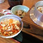 お食事処 和Cafe 鹿鷺 - 料理写真:きじ釜めし 1620円(税込)