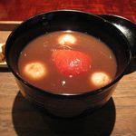 34925329 - 苺汁粉のアップ(2015.01)