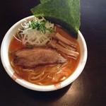 麺dining けいず - エビ味噌750円