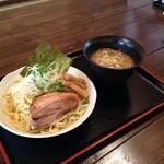 麺dining けいず - つけ麺 各850円