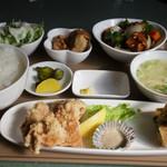 牡丹園 - 牡丹園定食