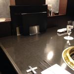 仙台牛焼肉 花牛 - 店内個室です