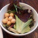 すずの木カフェ - サラダ