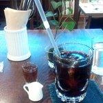 すずの木カフェ - アイスコーヒー