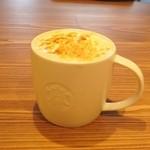スターバックスコーヒー - オランジェホワイトモカ☆