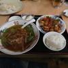 花楽 - 料理写真:酢豚定食 ボリュウムも有りお腹一杯になります