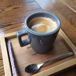 蕎麦粉食堂 Buckwheat - コーヒー