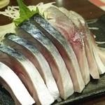 シムラホール - 〆鯖