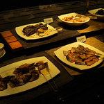 3493154 - 料理の数々