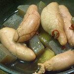 伊志川 - 料理写真:たらこ煮