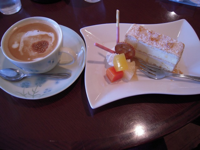 ビーンズ・カフェ