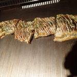 あかつき - 料理写真:とん平焼き
