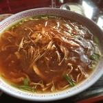 栄記香辣坊 - フカヒレタン麺