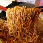 トラの夢 - 唐辛子スープと唐辛子麺のダブル・カプサイシン