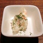 ベジピッグ - 4色サムギョプサルランチ 500円 のポテトサラダ
