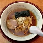 中華料理 東京 五十番 - 正油ラーメン(391円)
