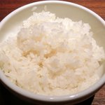 ベジピッグ - 4色サムギョプサルランチ 500円 のご飯