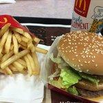 マクドナルド - 料理写真:ビッグマックセット 500円(クーポン価格)(第一回投稿分②)