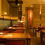 日本料理 「源氏」 - 内観写真:店内