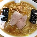 中華亭 - 2/9中華そばトリプル(麺480g)