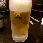 34942702 - 生ビール中
