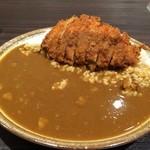 CoCo壱番屋 - 料理写真:カツカレー、ご飯400g1008円です