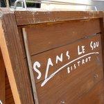 サン・ル・スー - Bistrot Sans le sou