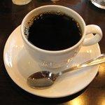 tack cafe - 珈琲はケーキセットだと200円
