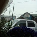 ぼんじゅーる - 窓からの景色