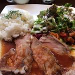 seasons diner COMODO - ポークソテー1000円