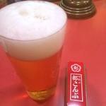 34951530 - 正直ビールと都こんぶ
