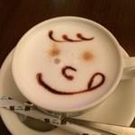 アースカフェ - カフェラテ