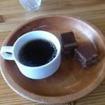 レストラン 樹樹 - コーヒー、ケーキ