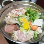 さかな市場 - 海鮮柚子ちゃんこ鍋