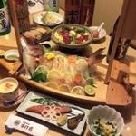 すけ成 - 梅 会席7品             ¥2500+税